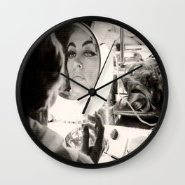 Spackle Wall Clock