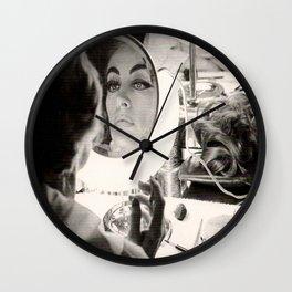 Spackle Wall Clock