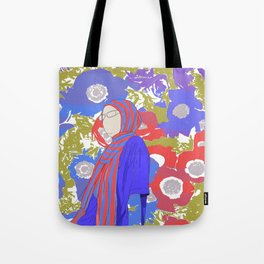 An American Girl Tote Bag