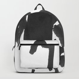 b+w strokes 1 Backpack