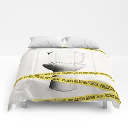 Crime Scene Comforters