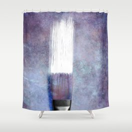 Starting Over Shower Curtain