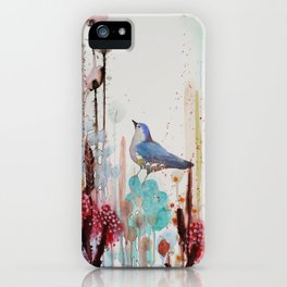 toujours dans mon coeur iPhone Case