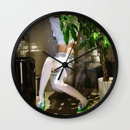 Ghosts aren't Real Wall Clock