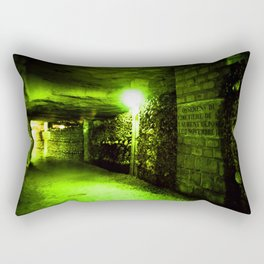 Catacombes de Paris Rectangular Pillow