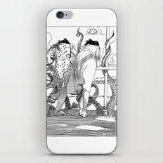 asc 515 - Sketchwork iPhone & iPod Skin