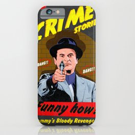 Funny how? iPhone Case