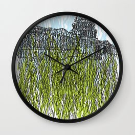 KAPITOLL Wall Clock