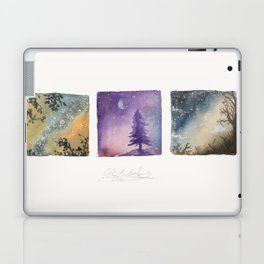 miniatures of the night sky Laptop & iPad Skin