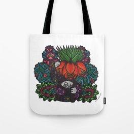 Majesty (Botanical Bliss) Tote Bag