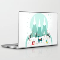 frozen Laptop & iPad Skins featuring Frozen by Find a Gift Now
