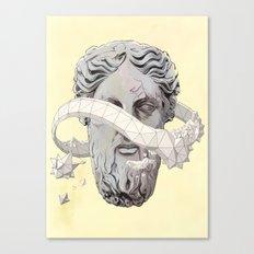 In principio Canvas Print