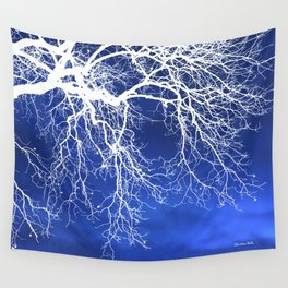 Weeping Tree Abstract Wall Tapestry