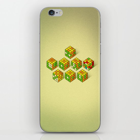 I lov? you iPhone & iPod Skin