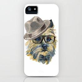 Cairn Terrier, terrier mom iPhone Case