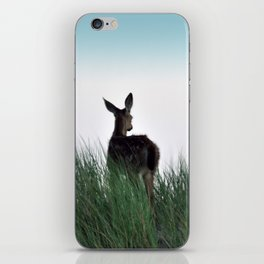 Deer Stop iPhone Skin