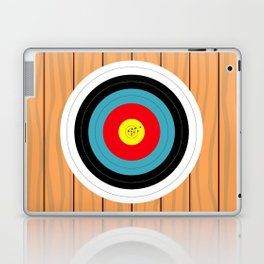 Shooting Target Laptop & iPad Skin