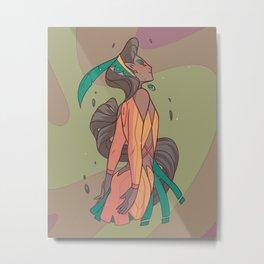 Kala Metal Print