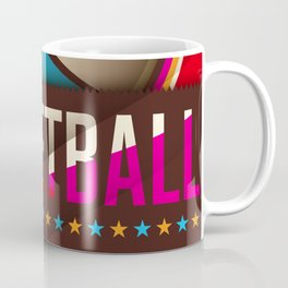 Basketball Sport Ball Game Cool Coffee Mug