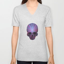 knowledge Unisex V-Neck