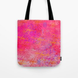 A state of calm pink Tote Bag
