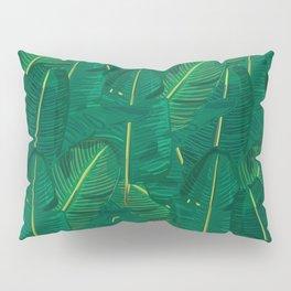 Banana Leaf Canopy Pillow Sham