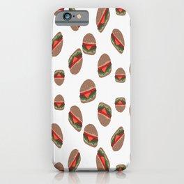 Its Raining Cheeseburgers iPhone Case
