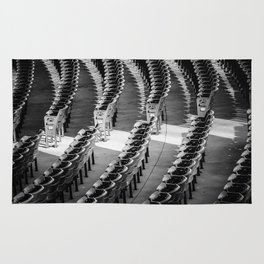 assigned seating Rug