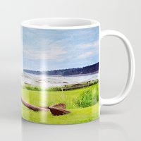 maine Mugs featuring Beautiful Maine by ThePhotoGuyDarren