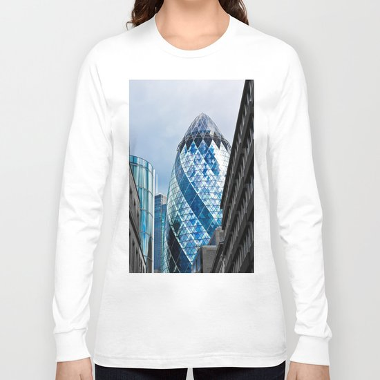 The Gherkin London Long Sleeve T-shirt
