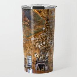 Newport Mansions, Rhode Island - Marble House - Grand Salon Travel Mug
