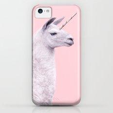 UNICORN LLAMA Slim Case iPhone 5c