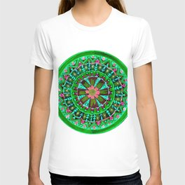 Into the Forest Mandala T-shirt