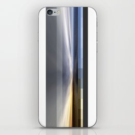 collection sky - artificial iPhone Skin