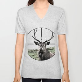 Deer hunter Unisex V-Neck