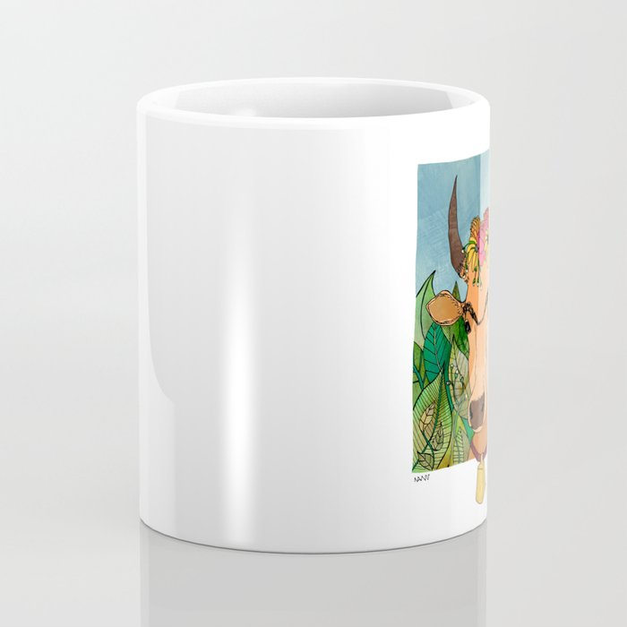 Frida Cowlo Coffee Mug