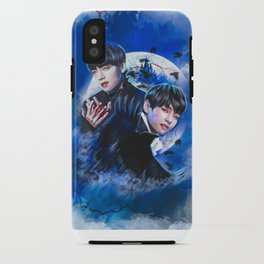 Dark Kim Taehyung iPhone Case