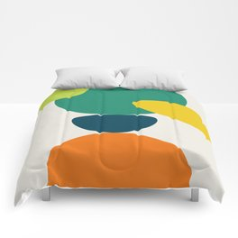 Abstract No.10 Comforters