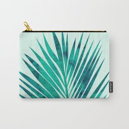 Composition tropical leaves XV Carry-All Pouch