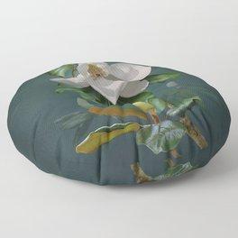 Southern Magnolia Floor Pillow