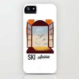 Ski Austria iPhone Case