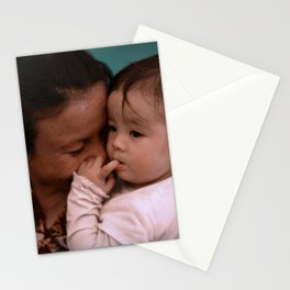 Mother-Daughter Stationery Cards