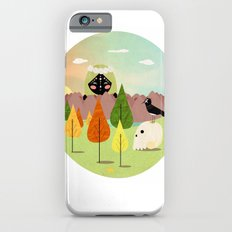 Good morning crow iPhone 6s Slim Case