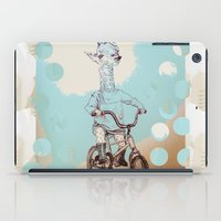 chile iPad Cases featuring where you be chile? by Asia Fuse Dirty Tease