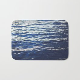 water surface 3 Bath Mat