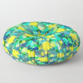 Early Spring Floor Pillow