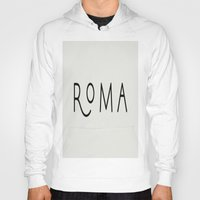 rome Hoodies featuring rome by LA creation