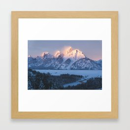 Ansel Adams Outlook Framed Art Print