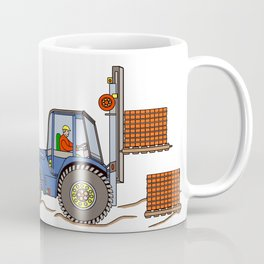forklift Coffee Mug