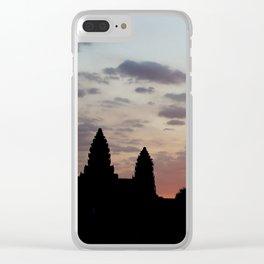 Angkor Splendor Clear iPhone Case
